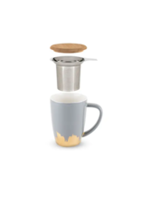 CERAMIC MUG & INFUSER SET