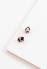 SUBTLE CUTENESS BUTTON EARRINGS