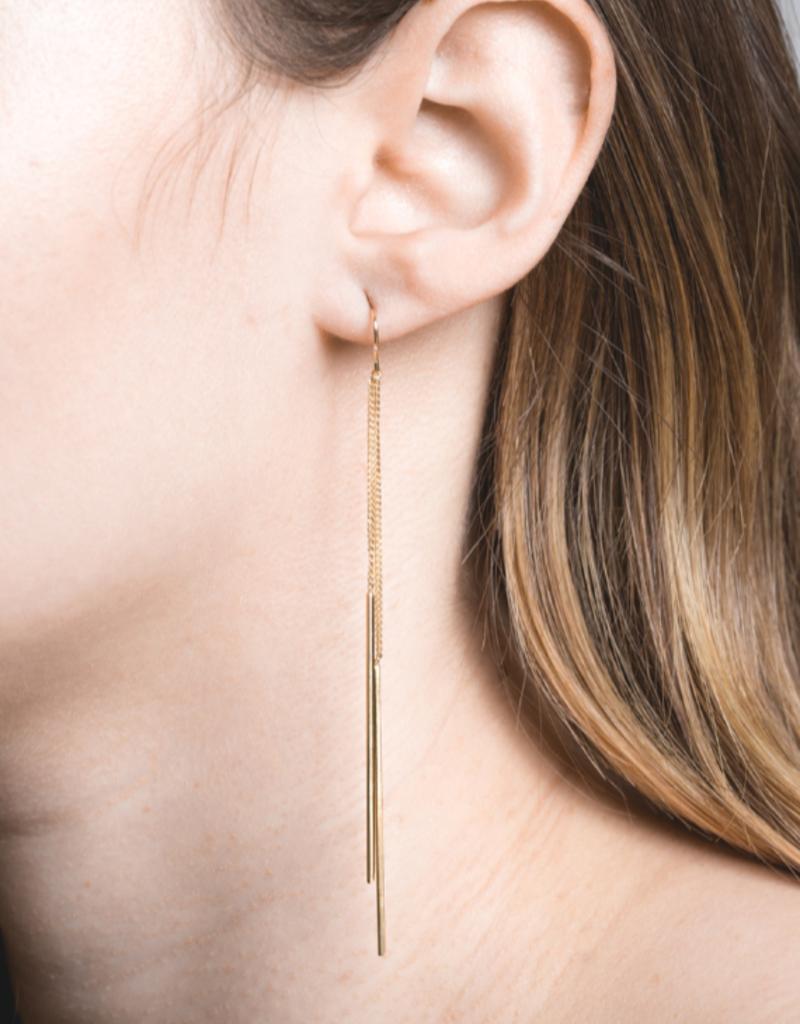 LINDEN DANGLE EARRINGS
