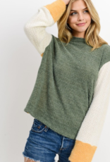BONFIRE CUTIE SWEATER
