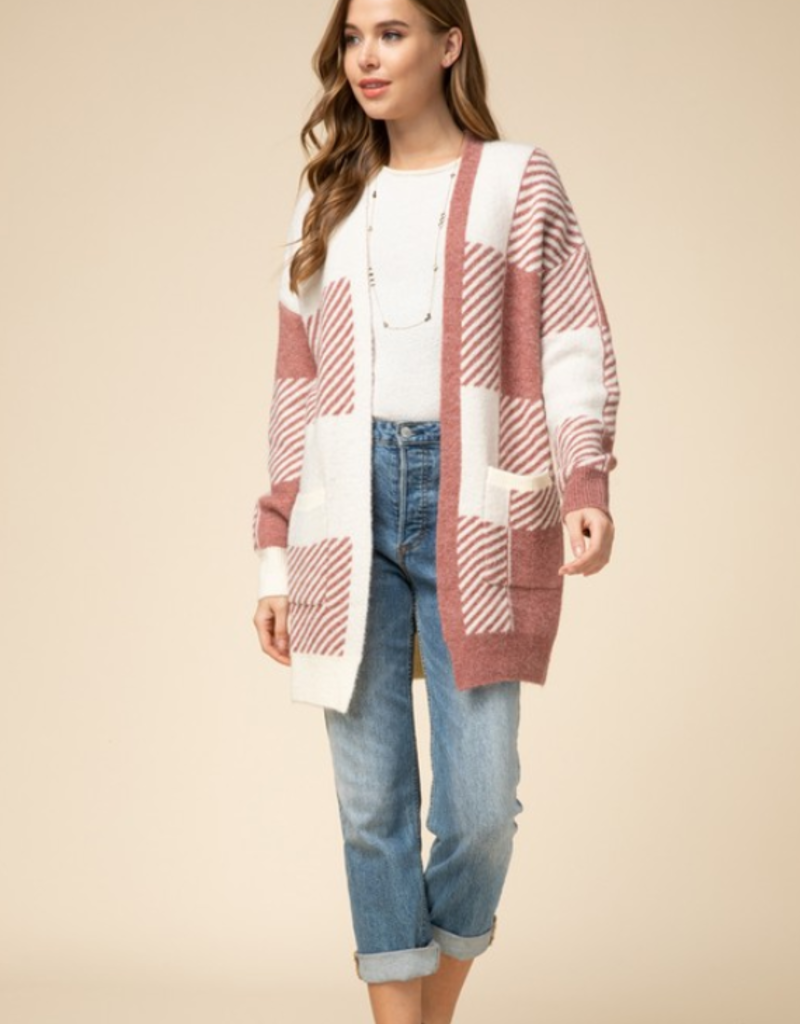 CUDDLEBUG SWEATER CARDIGAN