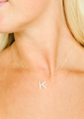 SAY MY NAME NECKLACE-FINAL SALE ITEM
