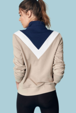 OFF DUTY CHEVRON JACKET