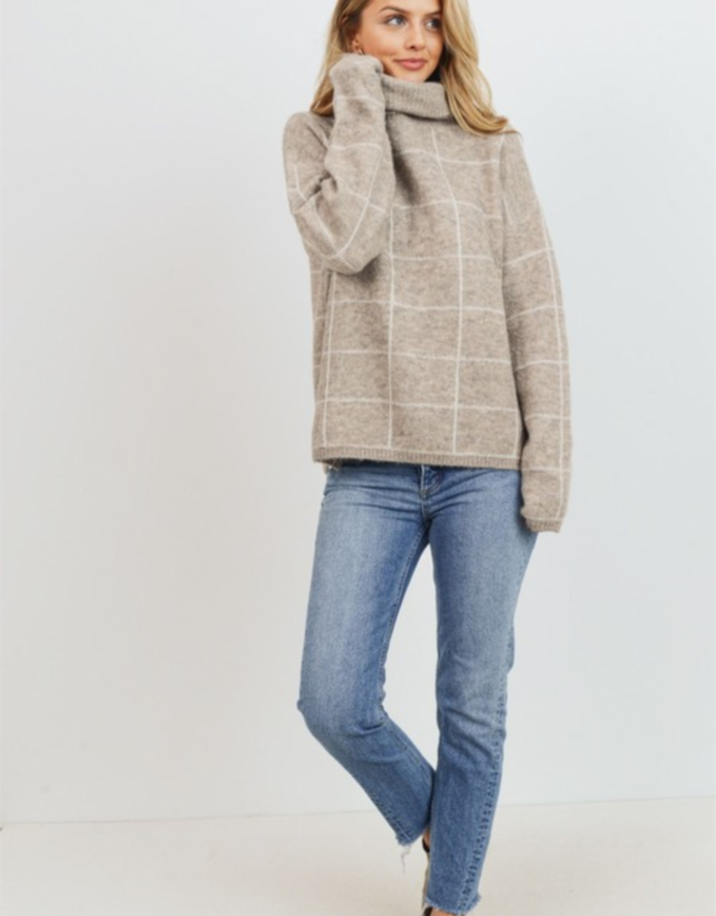 OFF THE GRID SWEATER