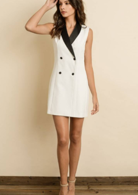 BE THE CHIC DRESS-FINAL SALE ITEM
