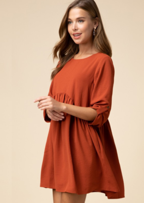 SWEET AUTUMN MOMENTS DRESS