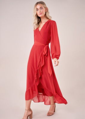 PERSONAL HOLIDAY MAXI DRESS