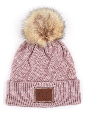 GEO CABLE BEANIE