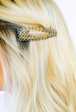 DELILAH TEAR DROP BARRETTE