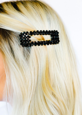 MIA RECTANGLE BARRETTE
