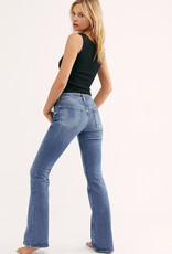 FREE PEOPLE HEIRLOOM BOOTCUT DENIM