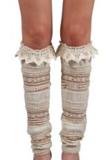 FANCY PANTS LEG WARMERS