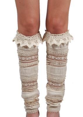 FANCY PANTS LEG WARMERS-FINAL SALE ITEM