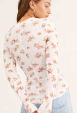 FREE PEOPLE ONE OF THE GIRLS TOP