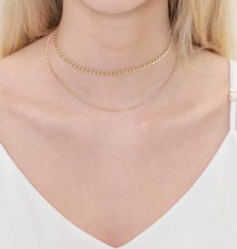 THROUGH THICK & THIN NECKLACE