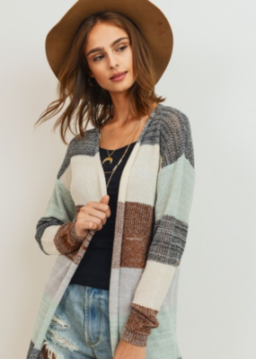 SWEET DISPOSITION SWEATER CARDIGAN