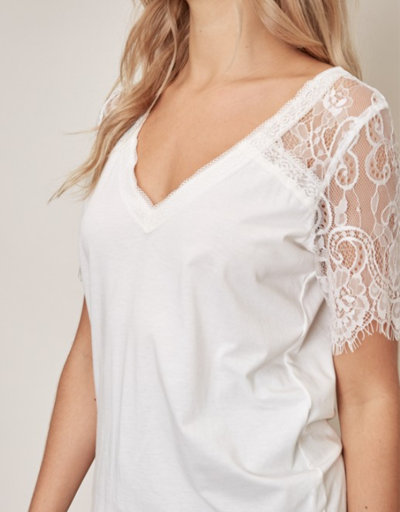 CHARMED LIFE TOP