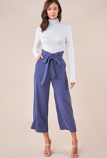 THE MANHATTAN WIDE LEG PANT