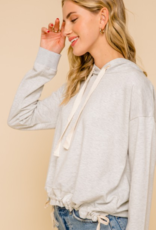 COMFORTABLY CURIOUS HOODIE