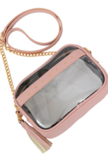 NATALIA TRANSPARENT CROSSBODY