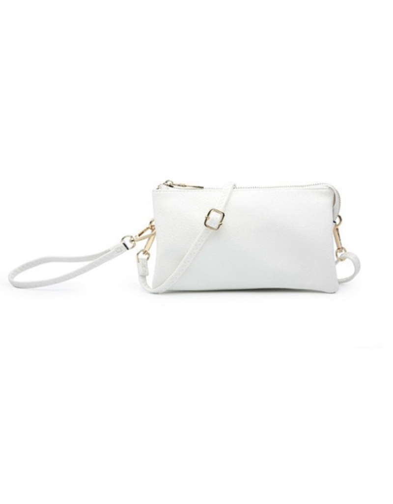 SOPHIE VEGAN LEATHER WRISTLET