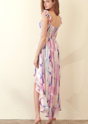 SUMMER BREEZE MIDI DRESS