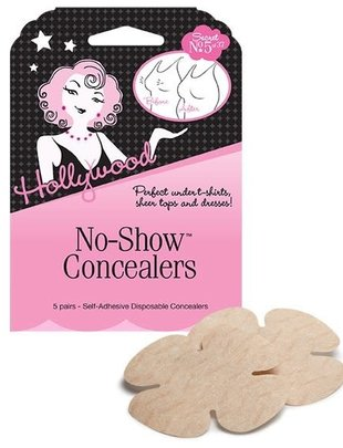 accesories No-Show Concealers
