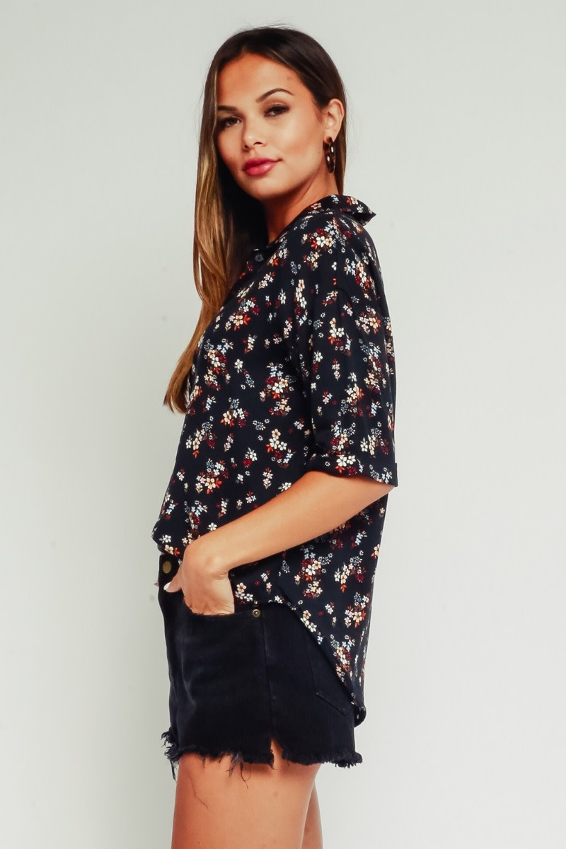 Olivaceous Florencia Top