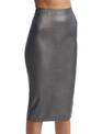 Commando Faux Leather Midi Skirt