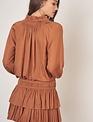 Atikshop Skye Lpeated Mini Dress