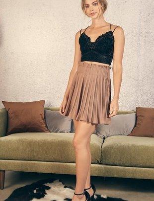 Skirt Dru Pleated Skirt