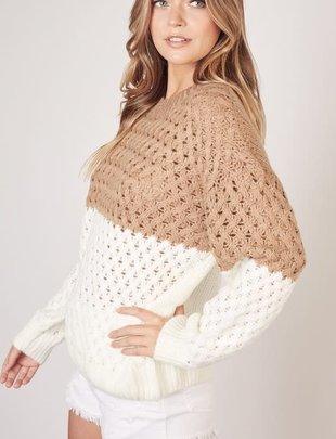 Atikshop 2Tone Sweater