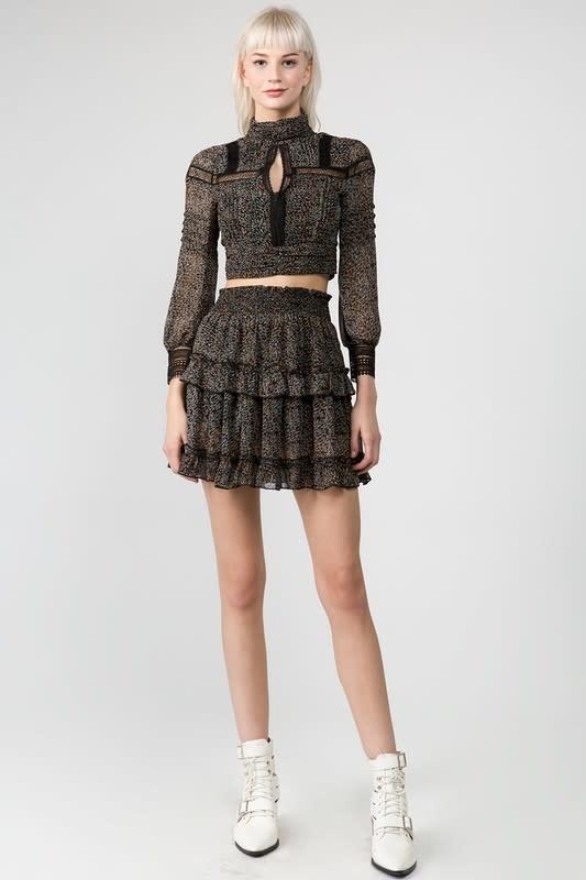 Atikshop Arkansas Ruffle Skirt