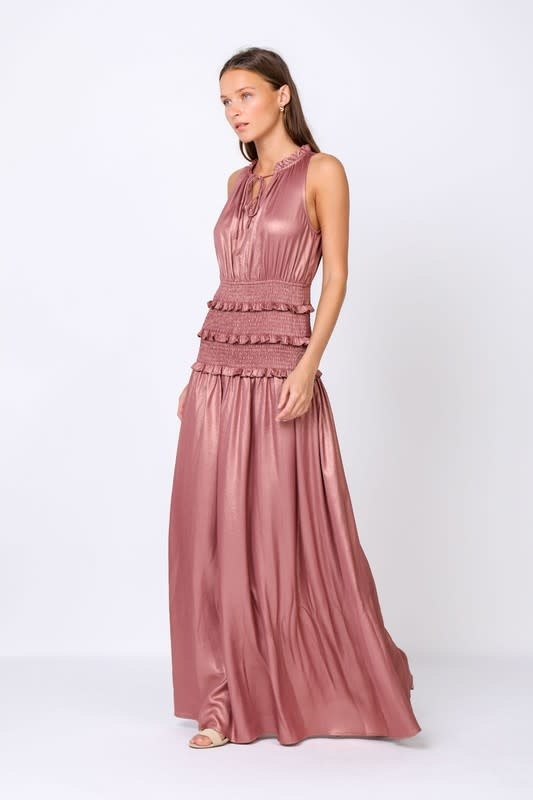 Atikshop Sider Maxi Dress