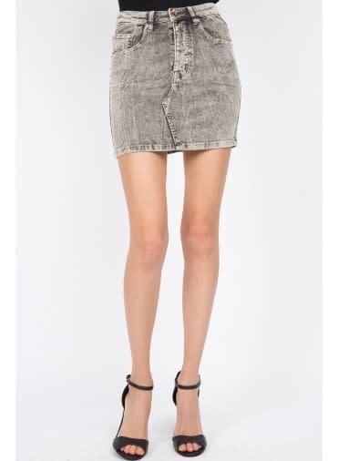 Atikshop Gina Corduroy Skirt