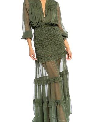 Atikshop Soledad Maxi Dress