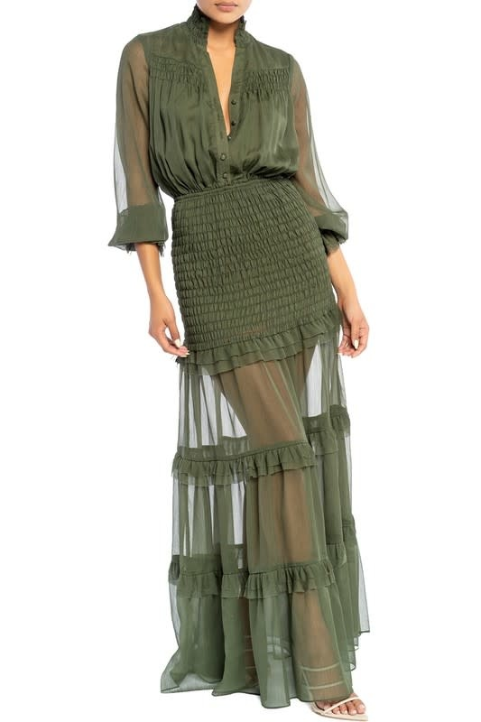 Atikshop Soledad Maxi Dress