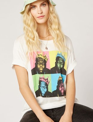 Seek The Label Biggie Pop Color Tee