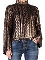 Seek The Label Coated Sweater