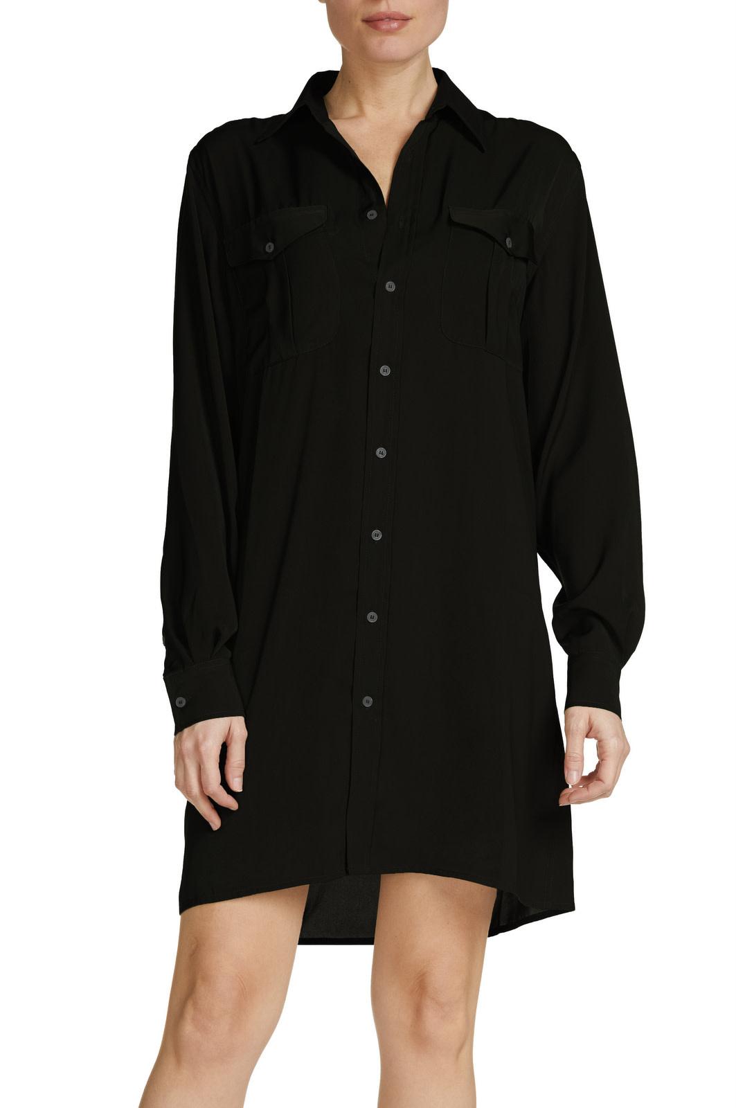 Seek The Label Midi Button Down Dress