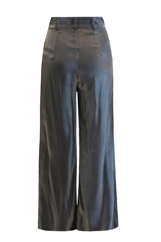 Atikshop Noa metallic wide Trousers