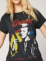 Seek The Label David Bowie Studded Tour Tee