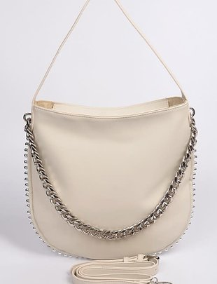 Seek The Label Chain Strap Handbag