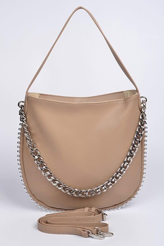 Seek The Label Chain Strap Handbag