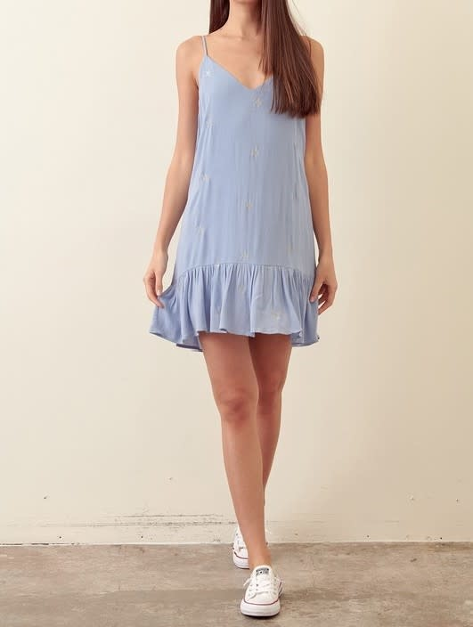 Atikshop Swing Mini Dress