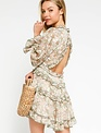Atikshop Fernanda Floral Dress