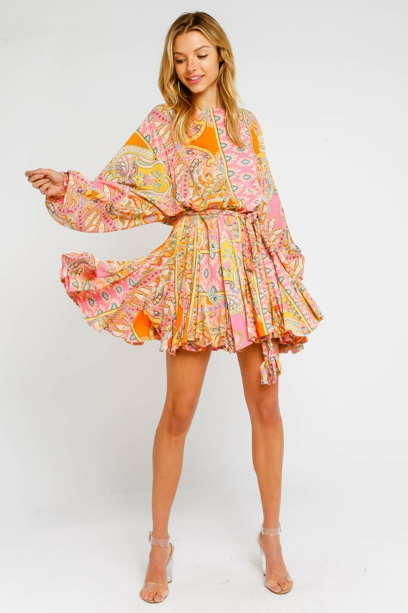 Atikshop Shagga Mini Dress