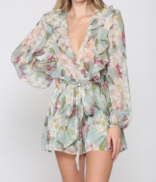 Seek The Label Sally Romper
