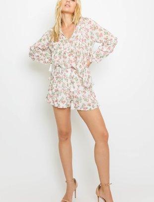 Atikshop Nikki Floral Shorts