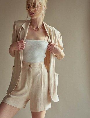 Seek The Label Lauren Linen Set